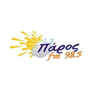 Fiche de la radio Paros FM
