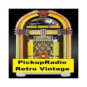Fiche de la radio Pickupradio Retro Vintage