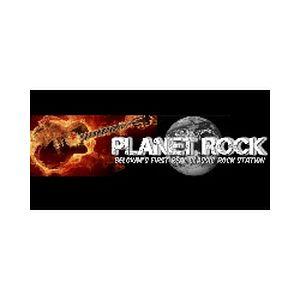 Fiche de la radio Planet Rock Belgium