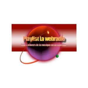 Fiche de la radio Playlist la Webradio