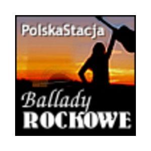 Fiche de la radio PolskaStacja – Ballady Rockowe