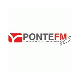 Fiche de la radio Ponte FM 98.3 FM Indaial