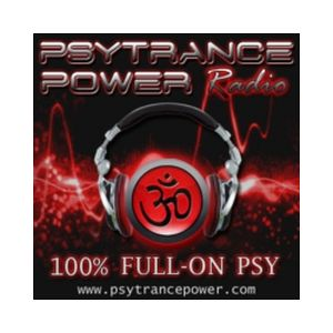 Fiche de la radio Psytrance Power