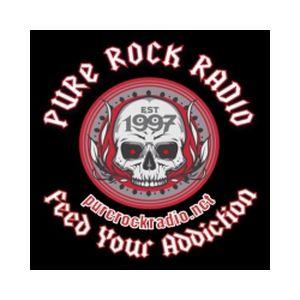 Fiche de la radio Pure Rock Radio