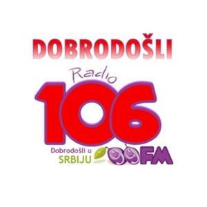 Fiche de la radio Radio 106