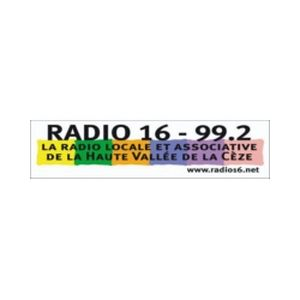 Fiche de la radio Radio 16