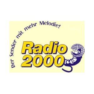 Fiche de la radio Radio 2000 102.3 FM