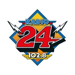 Fiche de la radio Radio 24