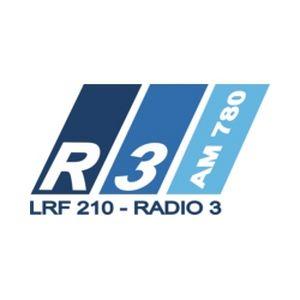 Fiche de la radio Radio 3 Cadena Patagonia – Trelew