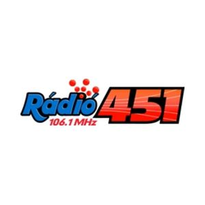 Fiche de la radio Radio 451