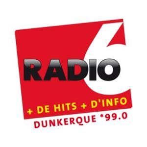 Fiche de la radio Radio 6 – Dunkerque