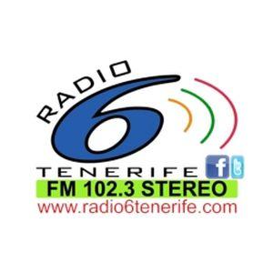 Fiche de la radio Radio 6 Tenerife