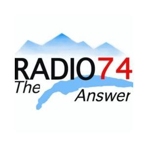 Fiche de la radio Radio 74