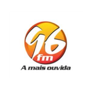 Fiche de la radio Radio 96 FM 96.5 FM Maceio, AL