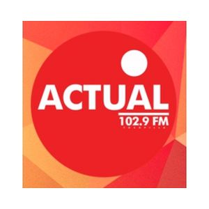 Fiche de la radio Radio Actual FM 102.9
