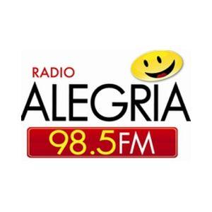 Fiche de la radio Radio Alegria FM 98.5