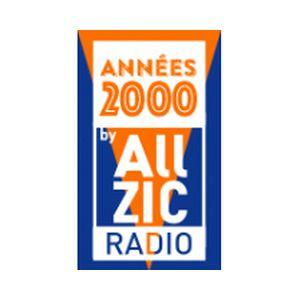 Fiche de la radio Allzic Radio – Années 2000