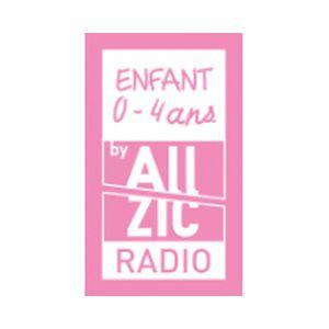 Fiche de la radio Allzic Radio – Enfant 0-4 ans