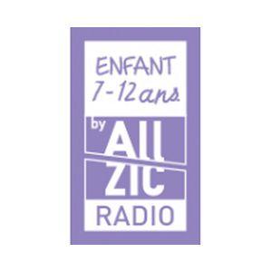 Fiche de la radio Allzic Radio – Enfant 7-12 ans