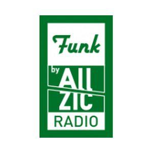 Fiche de la radio Allzic Radio – Funk