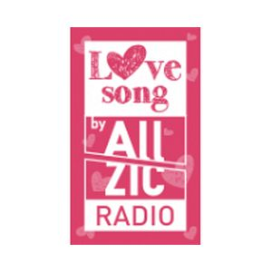 Fiche de la radio Allzic Radio – Love Song