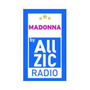 Fiche de la radio Allzic Radio – Madonna