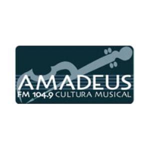 Fiche de la radio Radio Amadeus 100.3 Cultura Musical