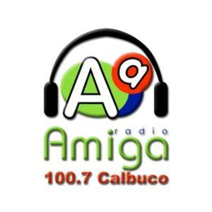Fiche de la radio Radio Amiga FM 100.7 Calbuco