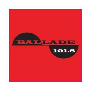 Fiche de la radio Radio Ballade 101.8