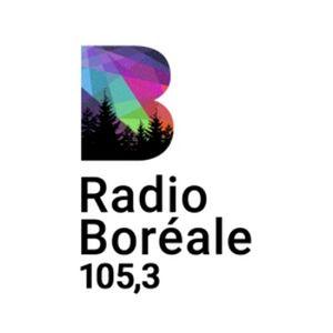Fiche de la radio Radio Boréale 105.3