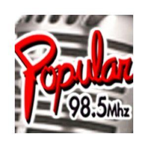 Fiche de la radio Radio Cadena Popular