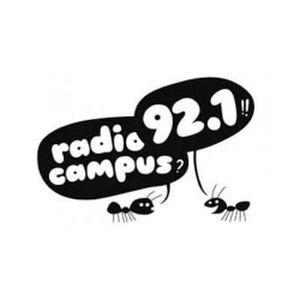 Fiche de la radio Radio Campus 92.1