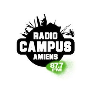 Fiche de la radio Radio Campus Amiens 87.7 FM