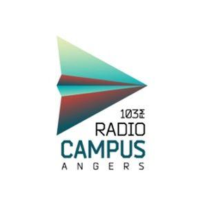Fiche de la radio Radio Campus Angers 103 FM