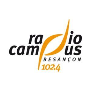 Fiche de la radio Radio Campus Besançon 102.4 FM