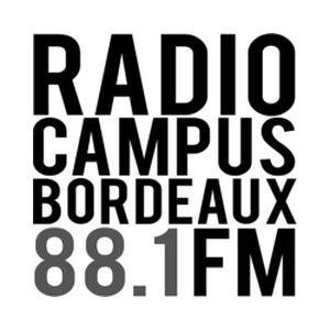 Fiche de la radio Radio Campus Bordeaux
