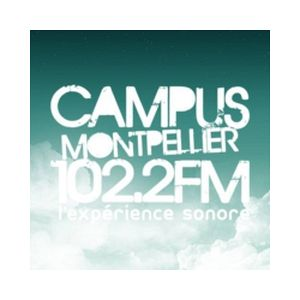 Fiche de la radio Radio Campus Montpellier 102.2 FM