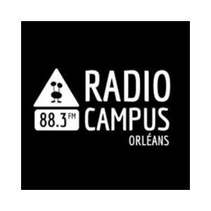Fiche de la radio Radio Campus Orléans 88.3 FM