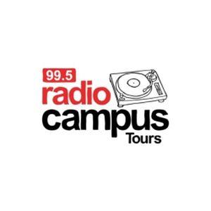 Fiche de la radio Radio Campus Tours 99.5 FM