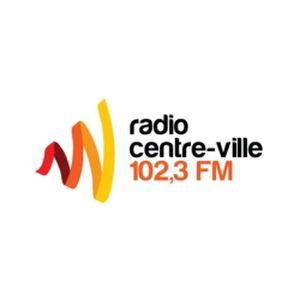 Fiche de la radio Radio Centre-Ville