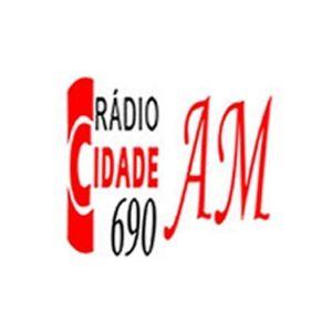 Fiche de la radio Radio Cidade AM 690
