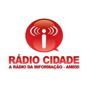 Fiche de la radio Rádio Cidade AM850