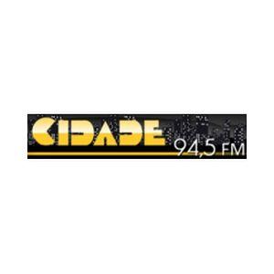 Fiche de la radio Radio Cidade FM 94.5