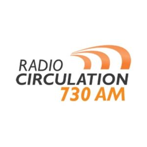 Fiche de la radio Radio Circulation 730AM