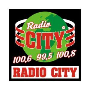 Fiche de la radio Radio City 100.6