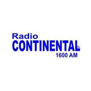 Fiche de la radio Radio Continental 1600 AM Pando