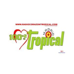 Fiche de la radio Radio Corazón Tropical