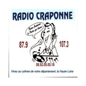 Fiche de la radio Radio Craponne