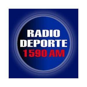 Fiche de la radio Radio Deporte 1590 AM
