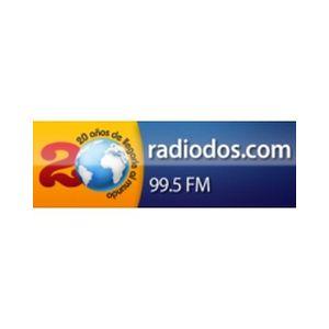 Fiche de la radio Radio Dos 99.5 FM